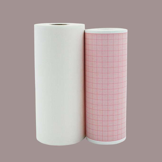 Medical Record Paper Medical ECG Thermal Paper Rolls