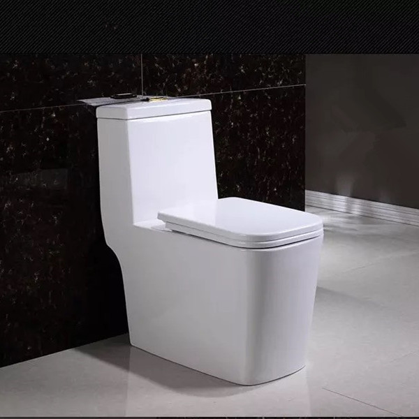 China manufacturer Bathroom siphonic one piece toilet