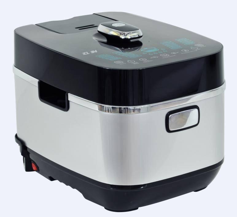 Model#YBW50H1-130 IH MULTI Pressure Cooker 5L