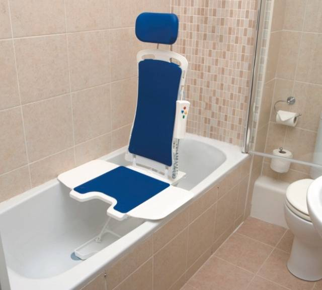 Bathtub Scissor Lift Bath Lift Shower Seat