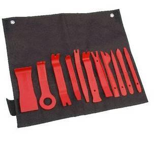 11PCS Car Door Trim Panel Removal Tools, Car Repair Tool Kits