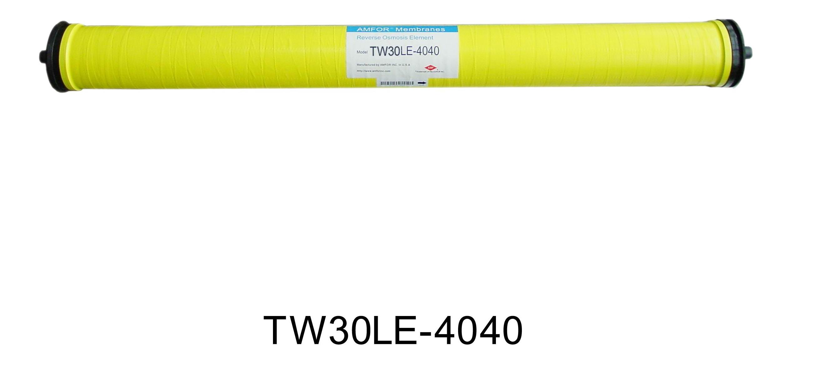 4 Inch RO Membrane With Tape-Wrapped (TW30-4040)