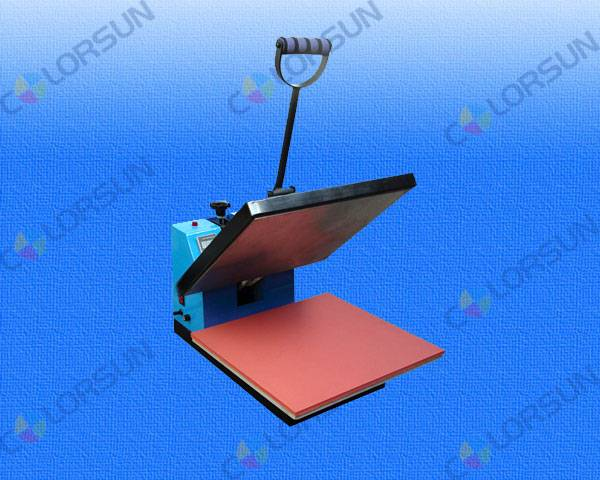 Flat Heat Press Machine 40cm*50cm with CE Certificate