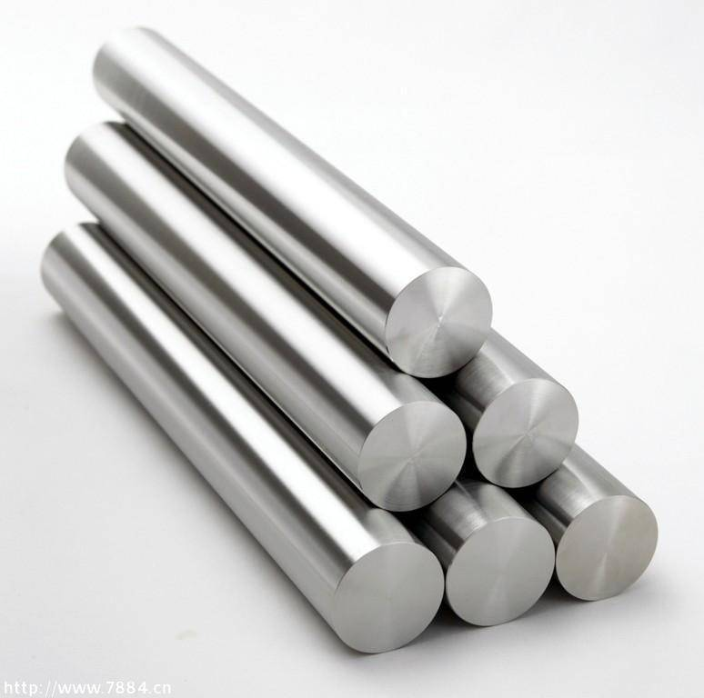high purity polished finish tungsten bar