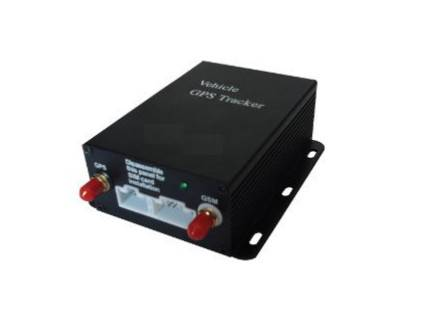 High integration density gps tracker portable vehicle tracking system