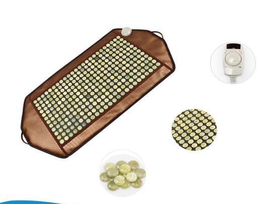 Fanocare FDA approved jade heating mattress mini mat health cushion
