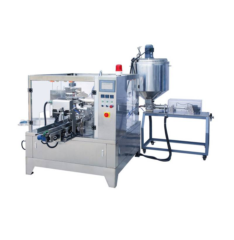 Special Liquid and Thick Liquid Packaging Machine