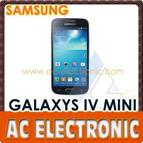Samsung i9195 GalaxyS IV Mini 8GB 4G-Black