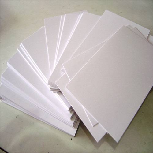 High Bulk Single Side Coated Art Card
