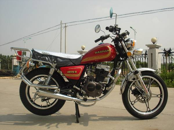 Cruiser Motorcycle (BS125-8)