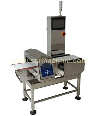 Professional Food grade metal detector Scanner Metal Sorter With buzzer alarm MD-220