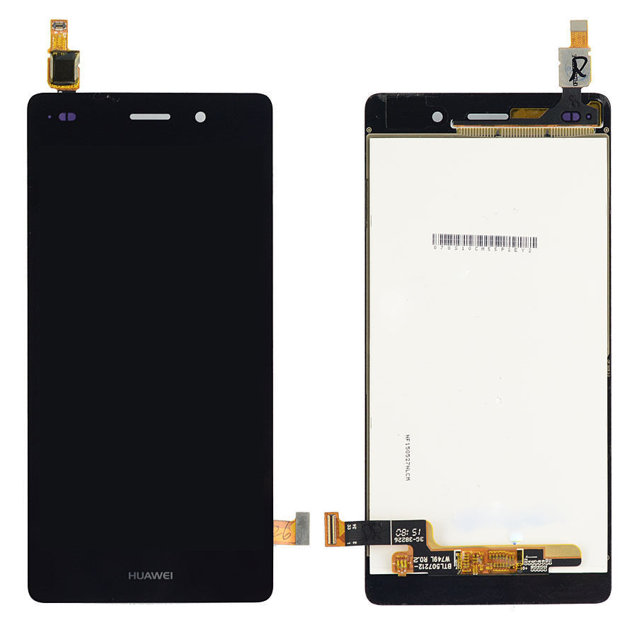 Touch Screen Digitizer + Lcd Display Glass Replacement For Huawei Honor P8 Lite