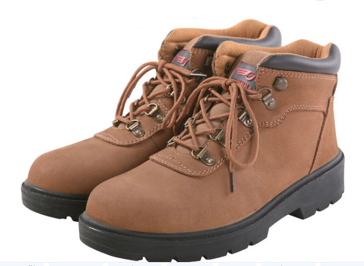 Steel toes safety shoes