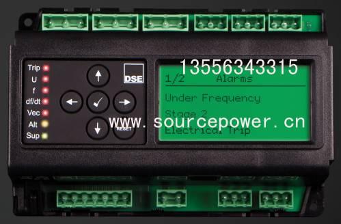 ComAp Complex Parallel Gen-set Controller with Detachable Colour Display | Complex Parallel Gen-set