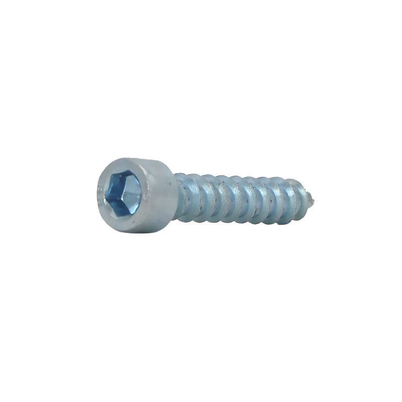 Hexagonal socket self-tapping screw