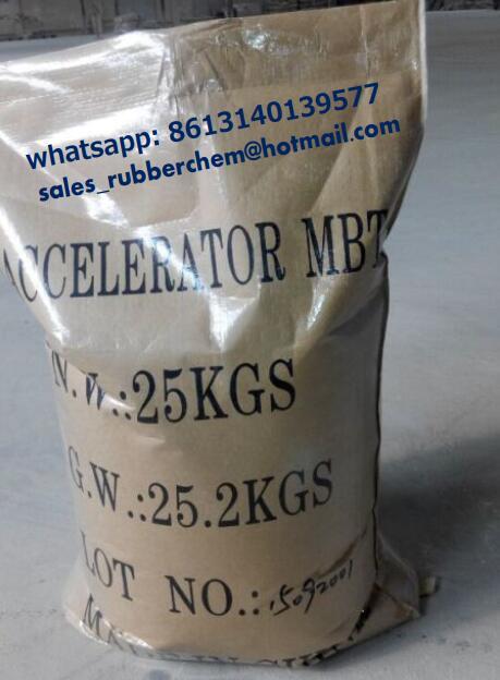 rubber accelerator MBT