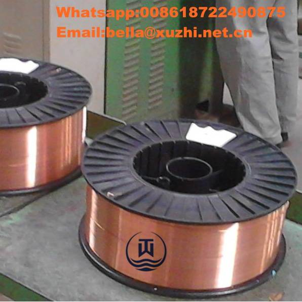 Low carbon steel welding wire price AWS5.18 welding wire AWS ER70S-6