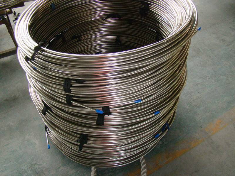 polised SMLS coiled tubing