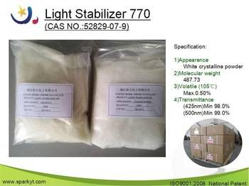 Light stabilizer 770 52829-07-9