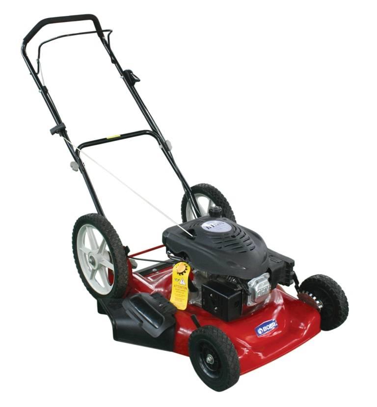 22inch Hand-Push Lawn Mower