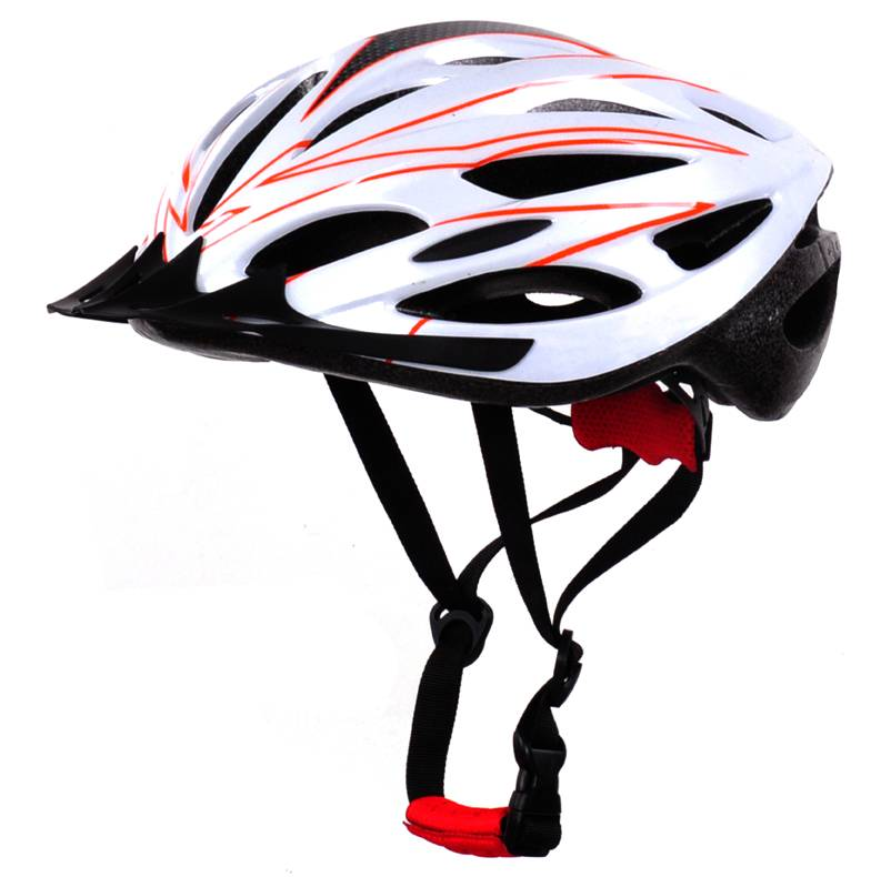 New arrivol PVC+EPS outdoor light weight outmold Sport safety bicycle helmet AU-BD01