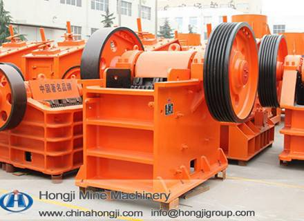 Good Performance Jaw Crusher used with ISO9001:2008