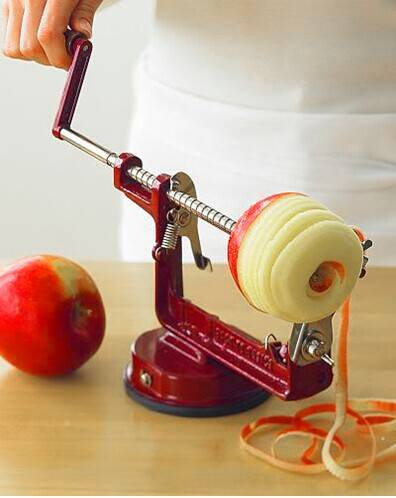 potato peeler apple peeler corer slicer as seen on TV
