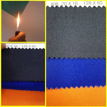 High Quality Proban 100% Cotton Flame Retardant Fabric