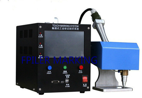 Integrated Portable Touch Pneumatic Marking Machine FPA-10B