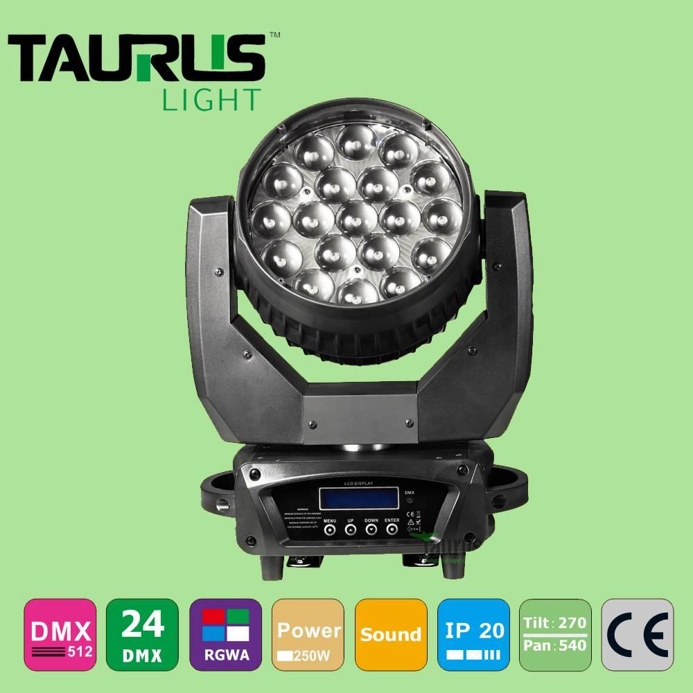 LED Lighting Moving Beam Head Lighting 300W Bright Lighting