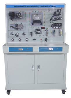 Engine Electronic Control System Demonstration Board Education Equipment ZA2107