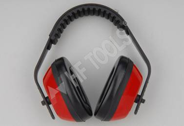 CE EN approved ABS material safety earmuff