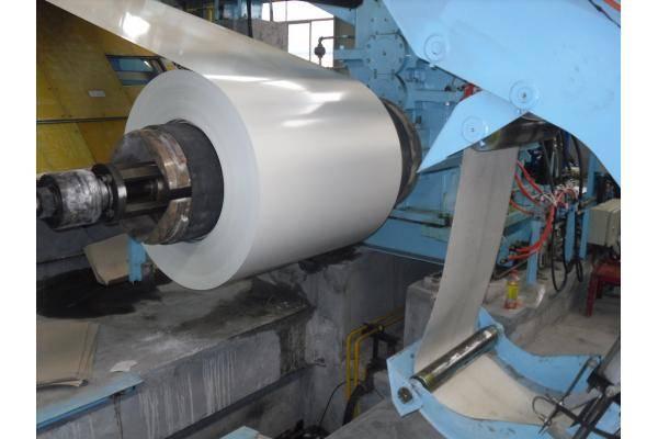 DX51D PPGI prepainted galvanized steel coil