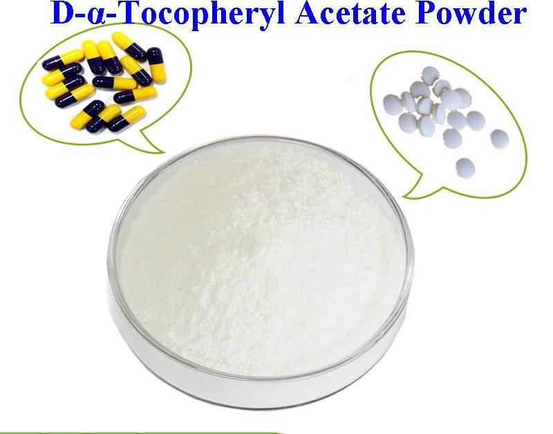 natural vitamin E tocopherol acetate powder 700IU/950IU