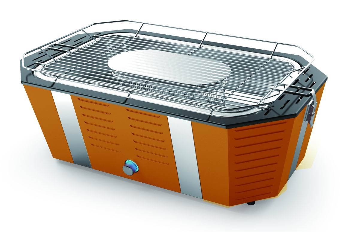 Lotus Charcoal grill BBQ grill