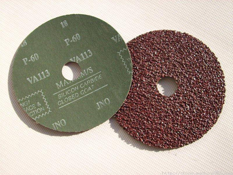 Fiber Disc For Stainless Steel