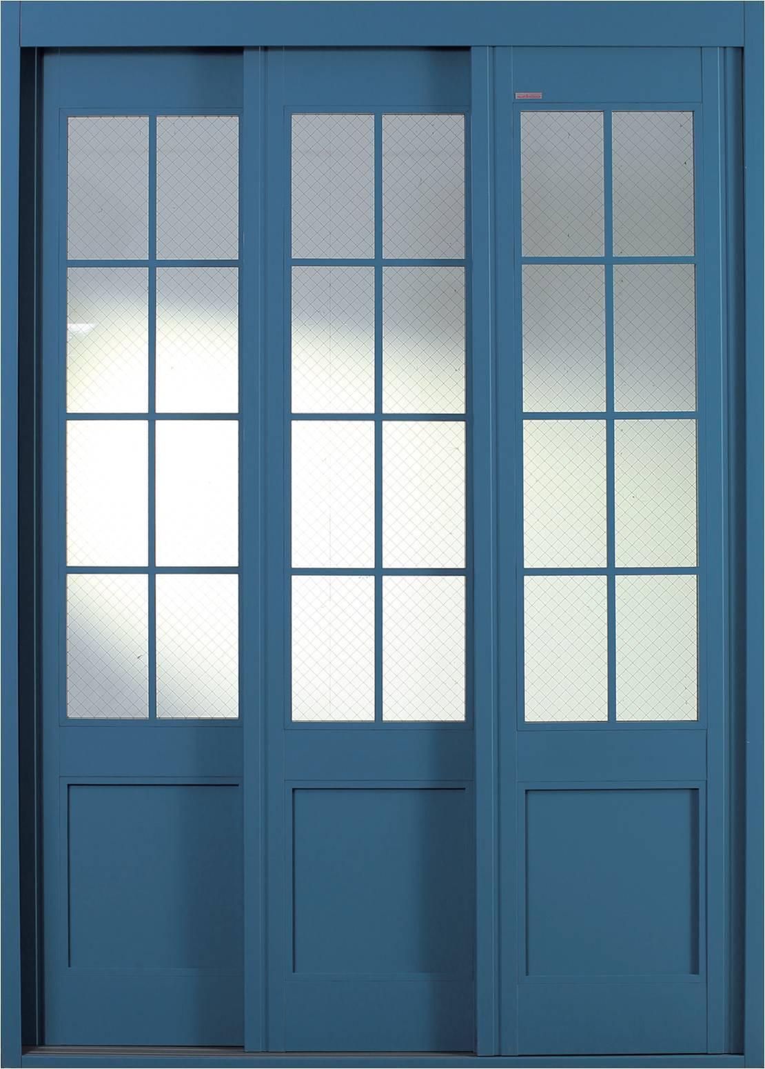 Interlock Door