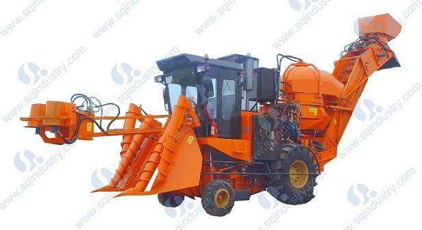 Combine sugarcane harvester SQCH04