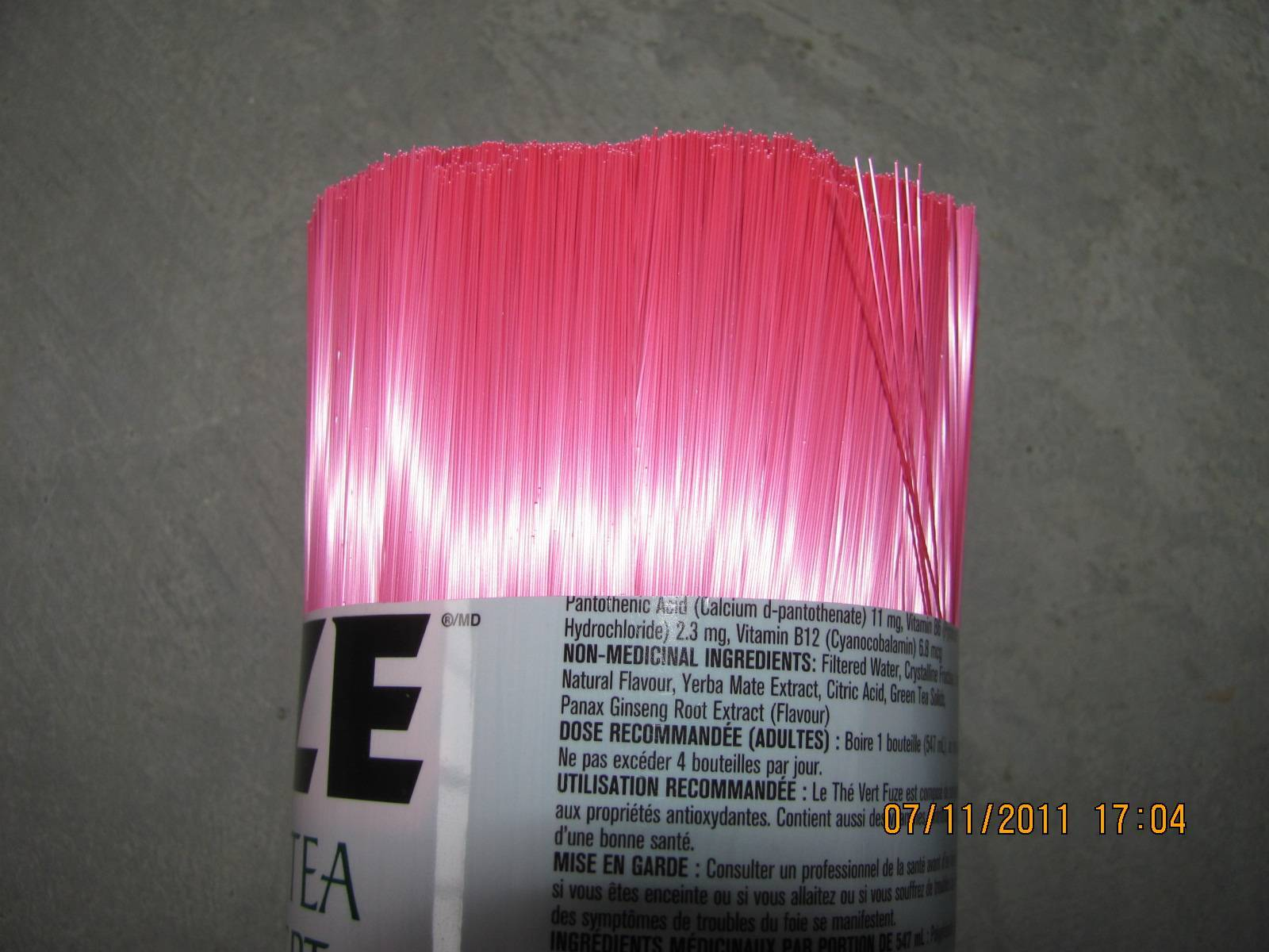 HQ0001 colorful elasticity recycled Polypropylene mono filaments/PET filament for hand broom brush h