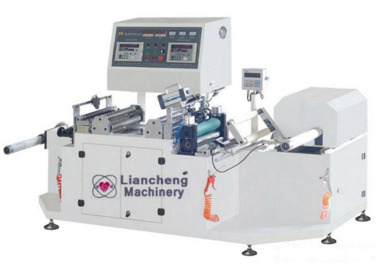 LC-300I high speed inspection machine erify the printing quality, sealing performance