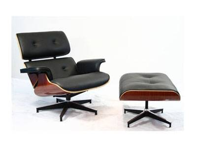 Hotel/Living Room Furniture Eames Lounge Chair and Ottoman