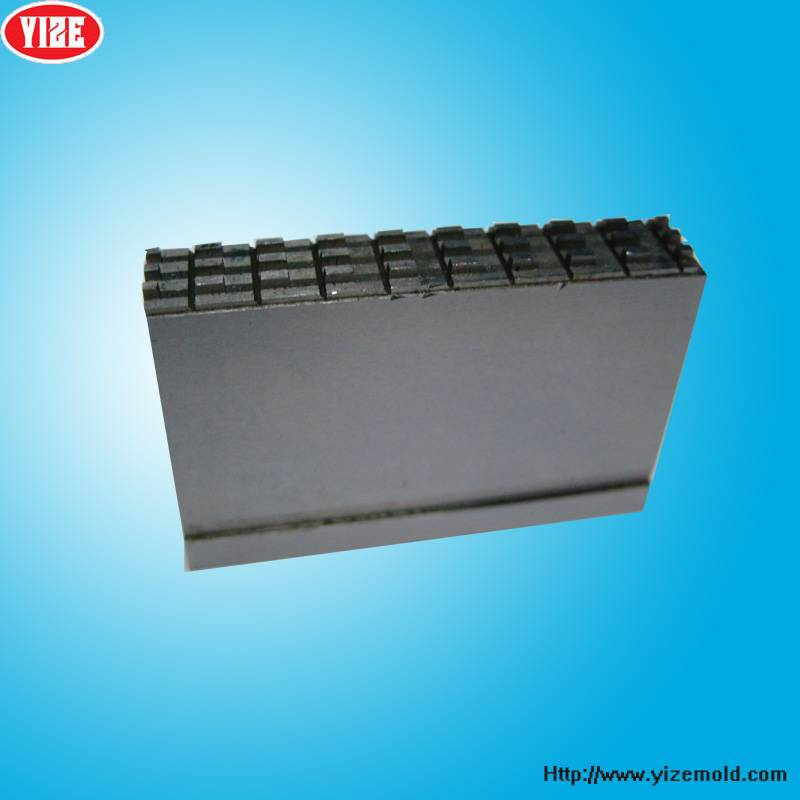 High quality custom die cast mould components in precision mould part manufacturer