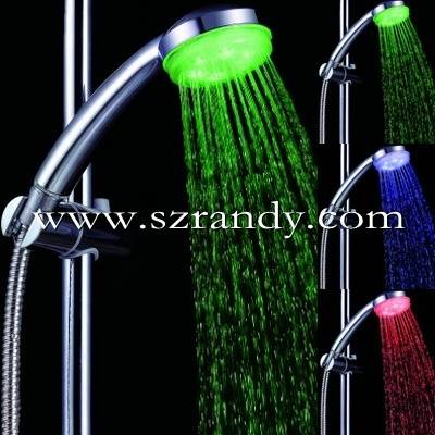 2012 hot selling led shower head