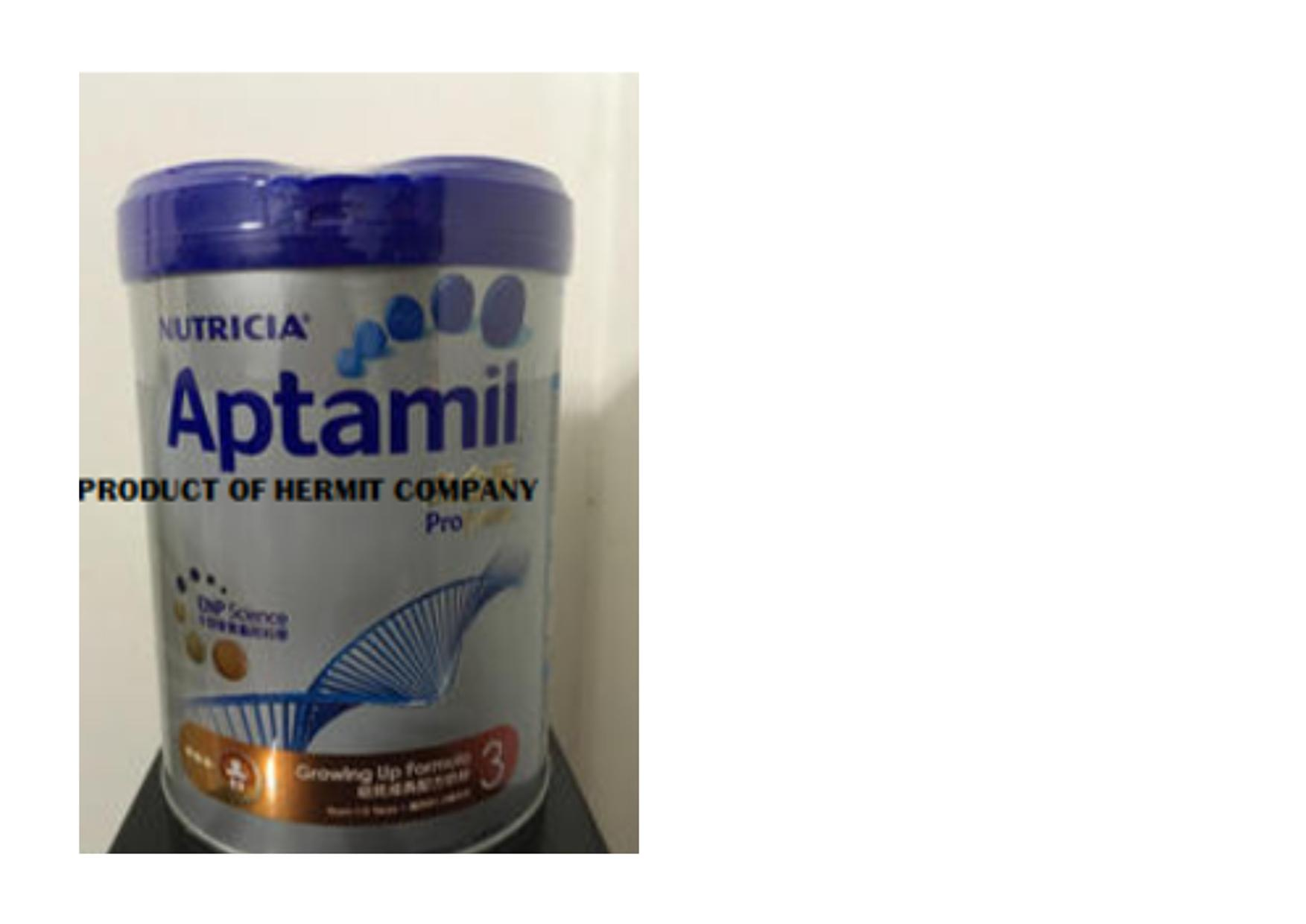 Nutricia aptamil all stage
