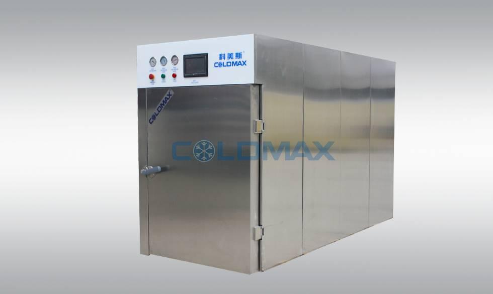 Vacuum cooler and vcauum cooling machine(KMS-100C)