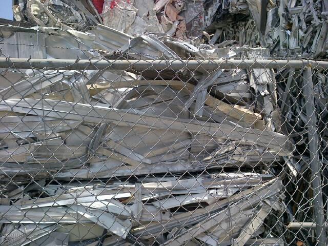 aluminiun extrusion scrap
