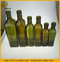 different size square dorica glass bottle China manufacturer directory