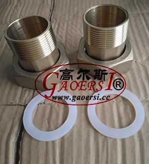 instalación de tuberías, conexión de latón, accesorios de latón, DN15~DN40