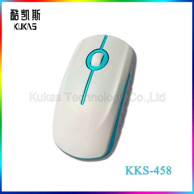 2015 new mouse! 4d 2.4g optical wireless mouse with usb receiver