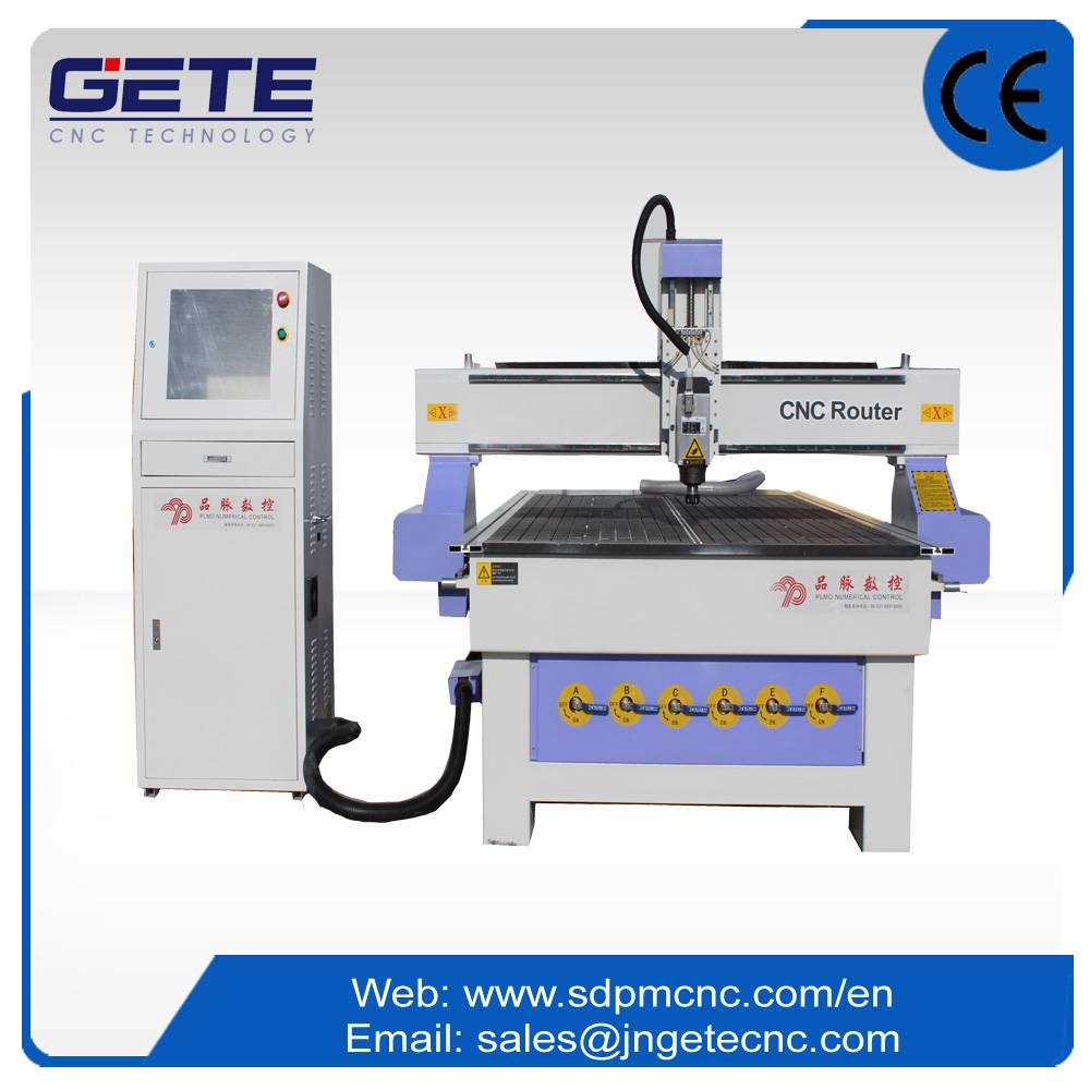 CNC Machine For Carving Furniture P1325